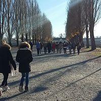 Besuch des ehemaligen KZ in Dachau