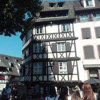 Fahrt nach Straßburg